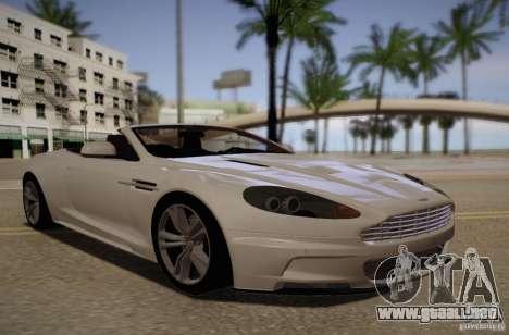 CreatorCreatureSpores Graphics Enhancement para GTA San Andreas