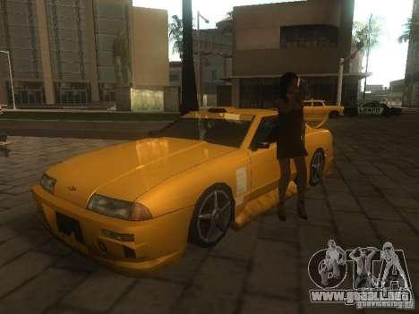 Reality GTA v2.0 para GTA San Andreas segunda pantalla