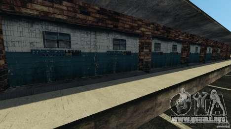 Laguna Seca [HD] Retexture para GTA 4 sexto de pantalla