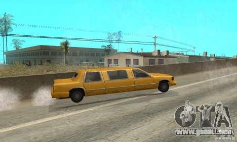 VIP TAXI para GTA San Andreas sexta pantalla