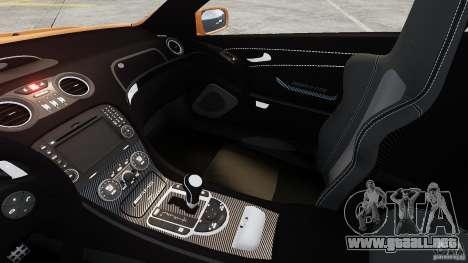Mercedes-Benz SL65 AMG Black Series 2009 [EPM] para GTA 4 vista lateral