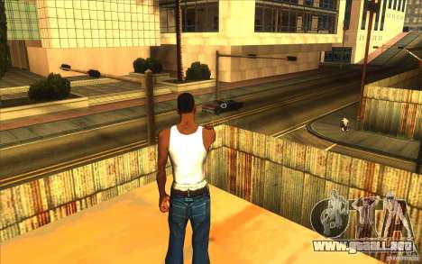 Gran vista para GTA San Andreas