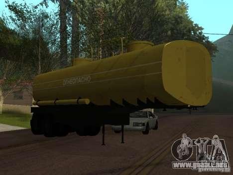 tanque de PPC para GTA San Andreas