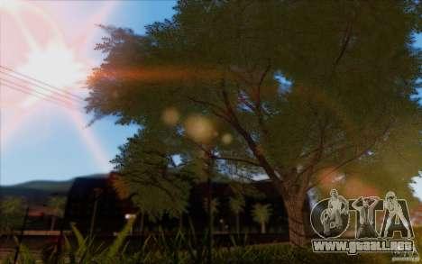 Behind Space Of Realities 2013 para GTA San Andreas octavo de pantalla
