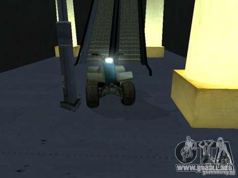 Greatland-Grèjtlènd v0.1 para GTA San Andreas segunda pantalla