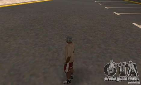 Nike Shoes para GTA San Andreas segunda pantalla