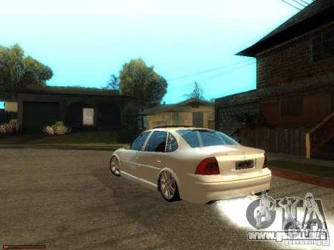 Chevrolet Vectra CD 2.2 16V 2003 para GTA San Andreas left