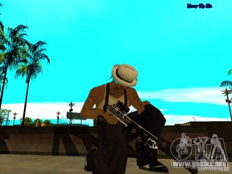 Trollface weapons pack para GTA San Andreas sexta pantalla