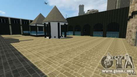 Grand Mosque of Diyarbakir para GTA 4 sexto de pantalla