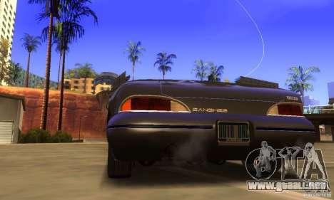 New Banshee [HD] para la visión correcta GTA San Andreas