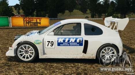 Colin McRae KING Rallycross para GTA 4 left
