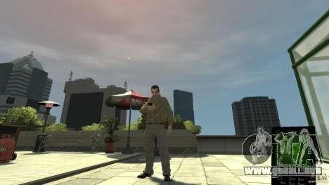 Ganja PhoneCell Theme v2 para GTA 4 segundos de pantalla
