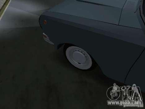 GAZ M24-02 para la visión correcta GTA San Andreas