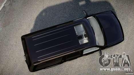 Chevrolet Suburban Z-71 2003 para GTA 4 visión correcta