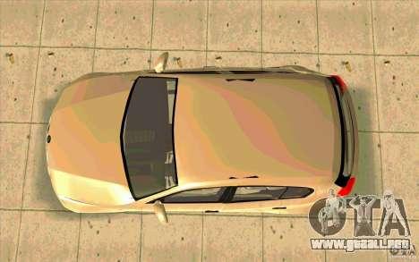 BMW 118i para la visión correcta GTA San Andreas