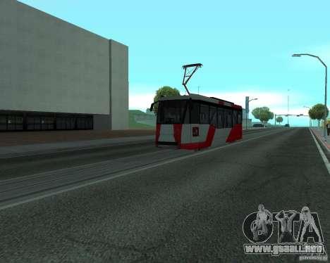 LM-2008 para la visión correcta GTA San Andreas