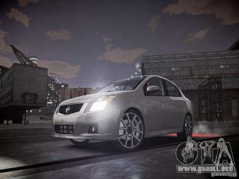 Nissan Sentra SE-R Spec V para GTA 4