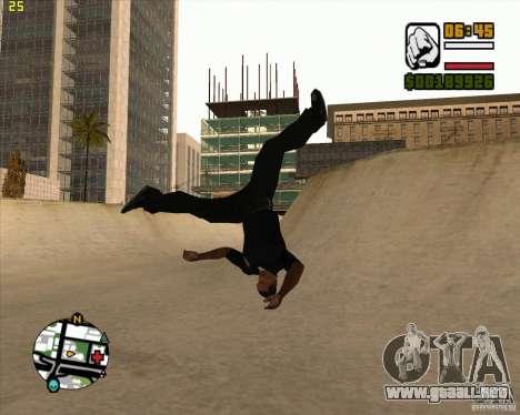 39 animaciones del juego Assassins Creed para GTA San Andreas