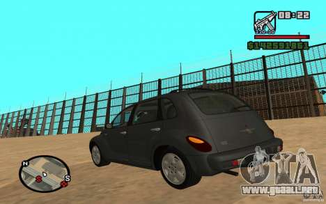 Chrysler PT Cruiser para GTA San Andreas left