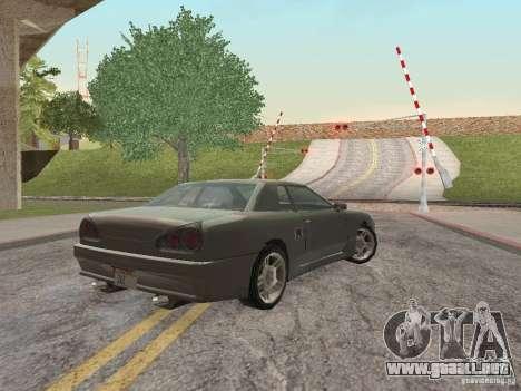 LowEND PCs ENB Config para GTA San Andreas quinta pantalla