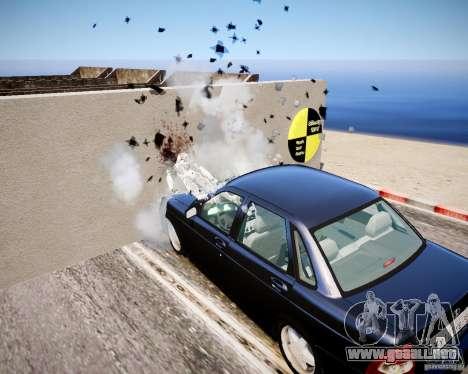 Crash Test Dummy para GTA 4 tercera pantalla