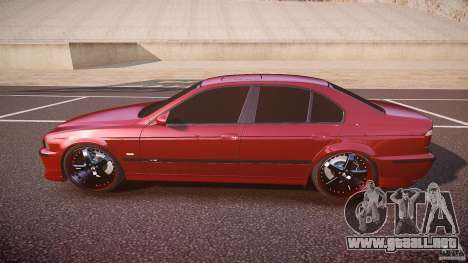 BMW M5 E39 Hamann [Beta] para GTA 4 left