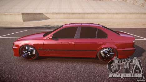 BMW M5 E39 Hamann [Beta] para GTA 4 left