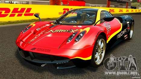 Pagani Huayra 2011 [EPM] para GTA 4