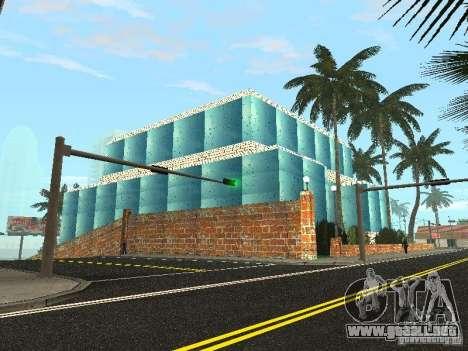 Obnovlënyj Hospital de Los Santos v. 2.0 para GTA San Andreas octavo de pantalla