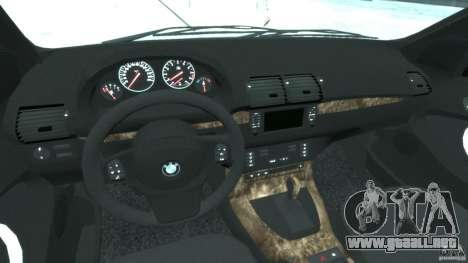BMW X5 E53 v1.3 para GTA 4 visión correcta