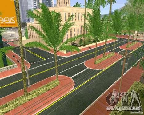 Nuevas texturas de Los Santos para GTA San Andreas novena de pantalla
