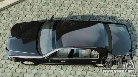 Lincoln Town Car 2006 v1.0 para GTA 4 visión correcta