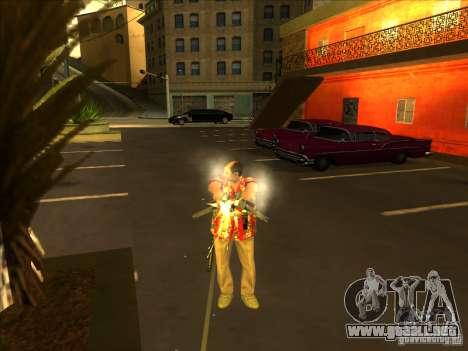 Ricardo Diaz para GTA San Andreas tercera pantalla