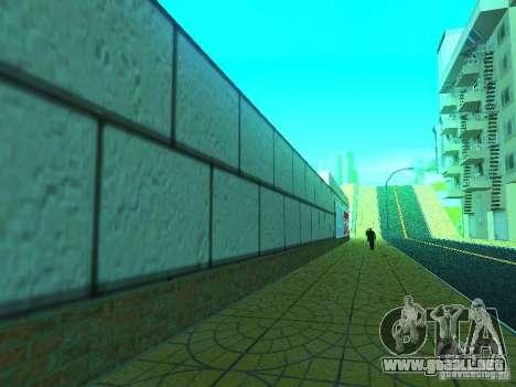 Nueva tienda de textura SupaSave para GTA San Andreas quinta pantalla
