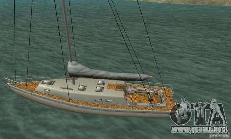 Marquis HD para GTA San Andreas left