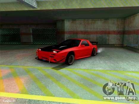Mazda RX7 para GTA San Andreas