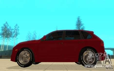 Wheel Mod Paket para GTA San Andreas segunda pantalla