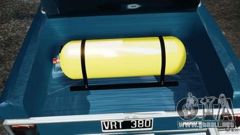 Renault Torino 380 W para GTA 4 vista desde abajo