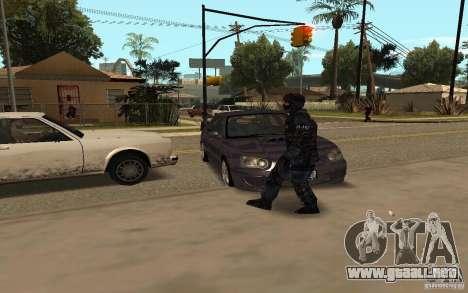 Alternative urban para GTA San Andreas séptima pantalla