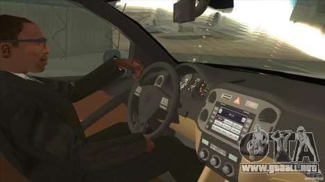 Volkswagen Tiguan 2012 v2.0 para visión interna GTA San Andreas