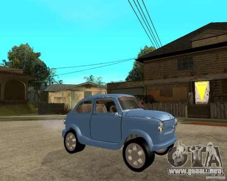 ZAZ Zaporozhets 965 HotRod para la visión correcta GTA San Andreas