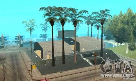 Basketball Court v6.0 para GTA San Andreas tercera pantalla