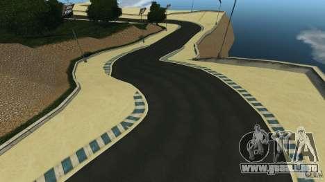 Laguna Seca [HD] Retexture para GTA 4 décima de pantalla