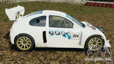 Colin McRae OGIO Rallycross para GTA 4 left