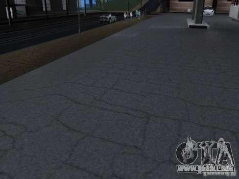 ENBSeries desde Rinzler para GTA San Andreas novena de pantalla