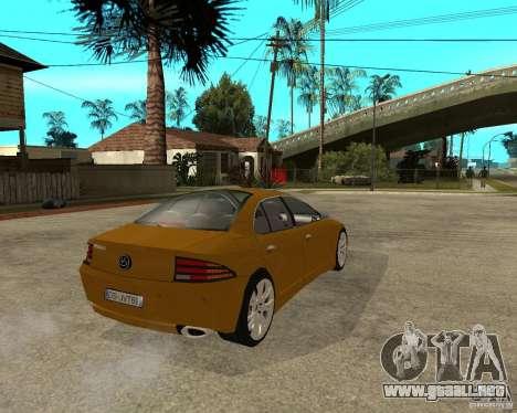 VC Viola II para GTA San Andreas vista posterior izquierda