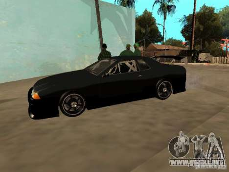 New Tuning Kits for Elegy para la visión correcta GTA San Andreas