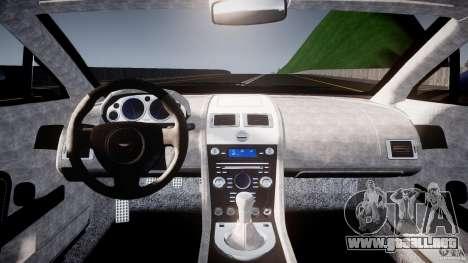 Aston Martin V8 Vantage V1.0 para GTA 4 visión correcta