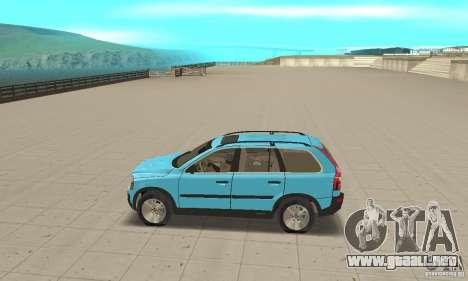 Volvo XC90 para GTA San Andreas left