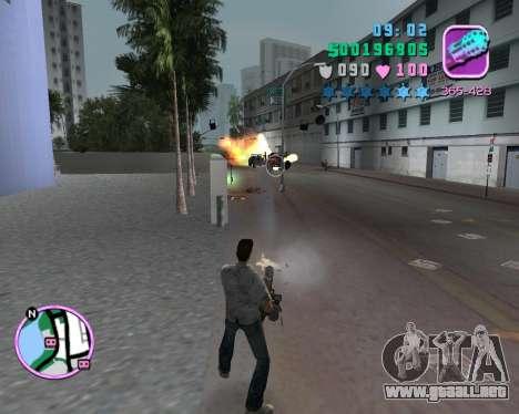 Camisa gris para GTA Vice City quinta pantalla